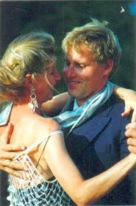Neu! Tango Kurs für Mittelstufe mit Wolfgang Sandt, Juni 2015