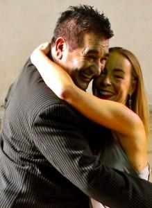 El Pibe Avellaneda ist ein wahrer Meister des Improvisierens zur Tango Musik. El Pibe und Yvonne Meissner