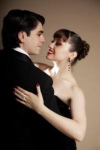 Tangokurs La Rogaia 2014, Ariadna Naveira und Fernando Sanchez