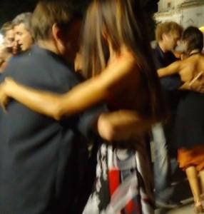 Tangokurs 31. 8. bis 7. 9. 2013, Villa La Rogaia